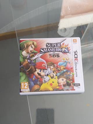 Pack Super Smash Bros para 3DS