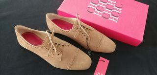 Zapatos planos CH