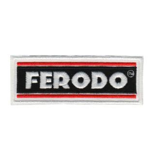 PARCHE BORDADO FERODO