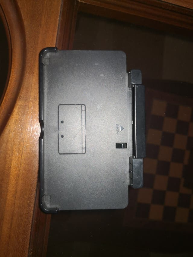base de carga nintendo 3ds original