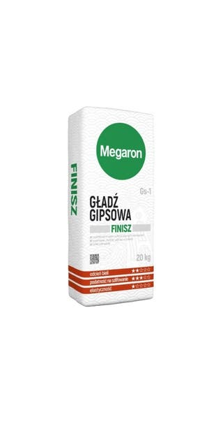 Megaron Gypsum Multi Finish 20kg