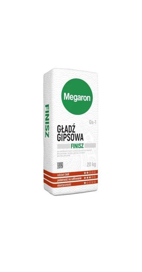 Megaron Gypsum Multi Finish 20kg