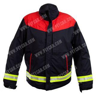 chaqueta de parque ( bomberos o forestales)