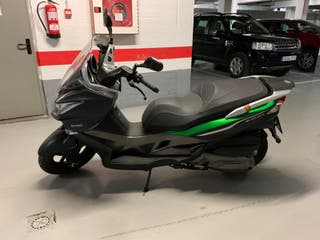 kawasaky J300 especial edition abs