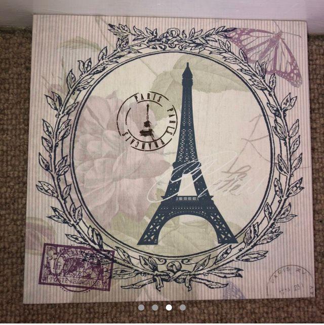 Paris Hanging Wall Photos
