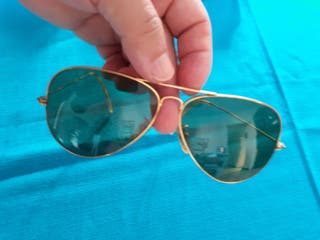 ray ban de vidrio vintage
