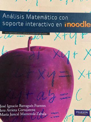 Análisis Matemático con Soporte interactivo Moodle