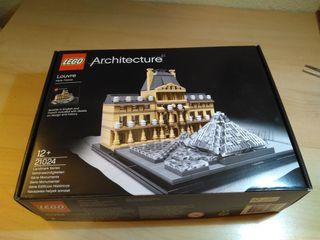 LEGO 21024 Arquitecture Louvre