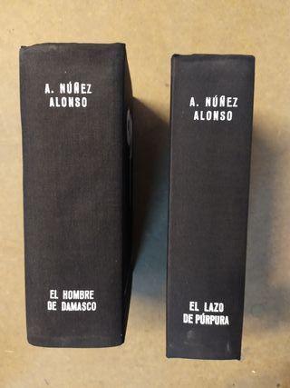Libros de Alejandro Núñez Alonso