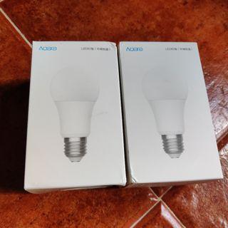 Bombilla LED inteligente Xiaomi Aqara (a estrenar)