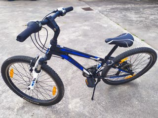 "Bicicleta Trek MT 220 24"""