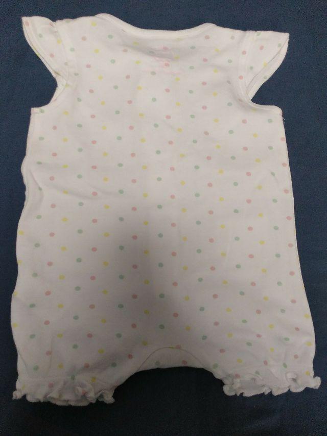 Vestido / Ranita para bebé recién nacido
