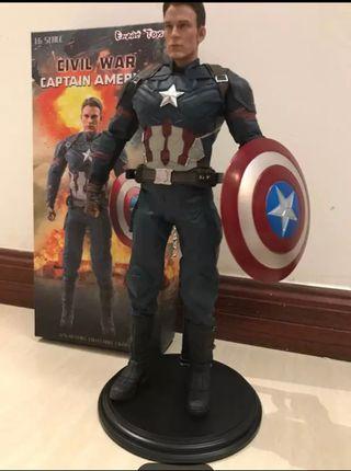Figura Capitan america AVENGERS