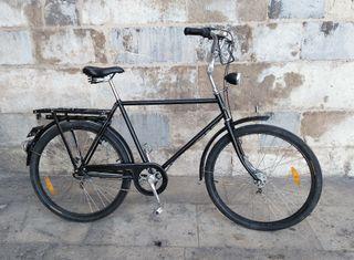 Reedición bicicleta clásica del ejercito Sueco