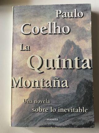 La quinta montaña, Paulo Coelho