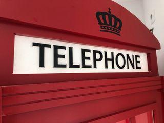 Cabina Telefonica británica