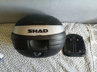 Baúl Shad moto