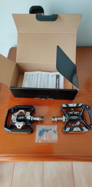 Pedales MTB Shimano XT