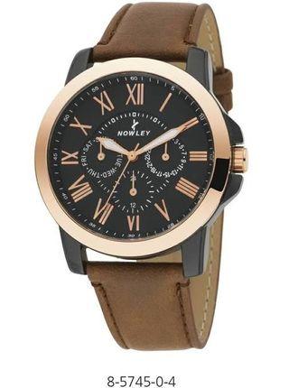 reloj de caballero marca nowley