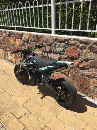 MonsterPro 160 pitbike
