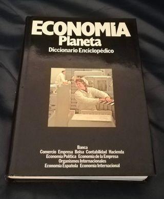 ECONOMIA PLANETA - 8 VOLUMENES