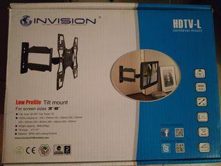 Soporte de TV: Invision HDTV-L