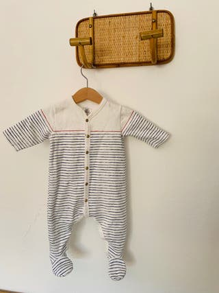 Mono pijama bebé petit bateau 2 - 3 meses