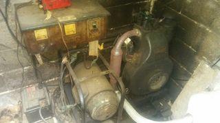 Grupo electrógeno, generador diesel