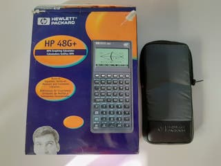 Calculadora científica HP 48G+ (128Kb de RAM)