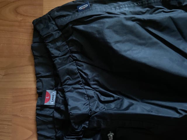 Pantalón moto impermeable