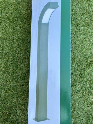Lámpara exterior de led 2x1