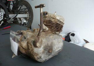 Motor Derbi Antorcha