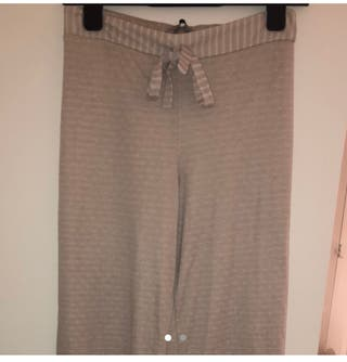 Stripy Pyjama Bottoms