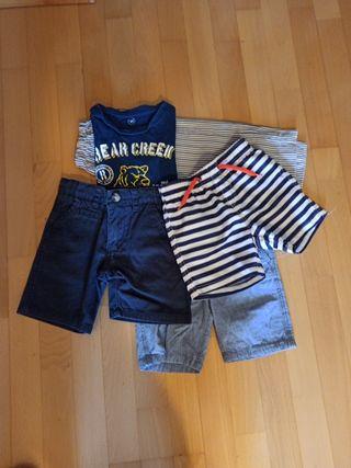 conjunto ropa niño 4 años