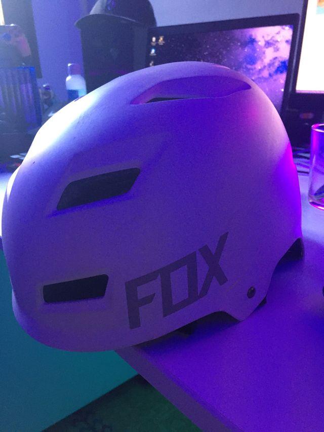 Casco FOX Skate,scooter, BMX