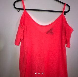 Flurescent Pink T-shirt