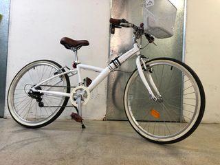 Bicleta poply 300 dwcathlon