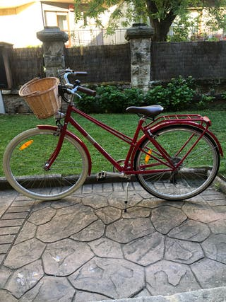 Bicicleta Paseo BH Gacela