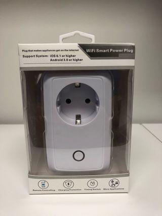 Enchufe Inteligente Wifi Smart Power Plug