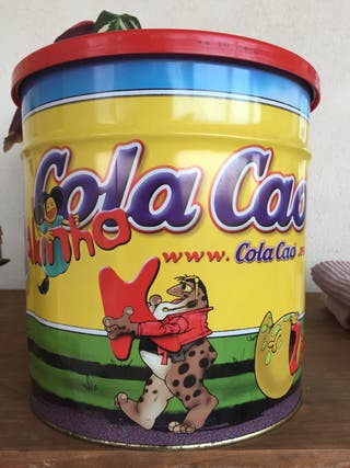 Bote ColaCao 2004