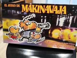 El juego de Makinavaja