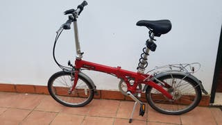 Bicicleta plegable Dahon C7