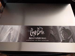 Corpse Bride - Tim Burton - Coleccionistas
