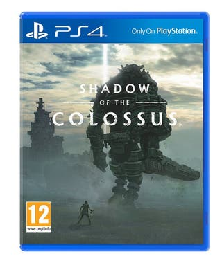 Shadow of the colosus ps4