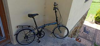 Por traslado. Bici plegable DAHON SUV de 20''