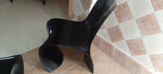 sillón de diseño ideal para una sala de espera o p