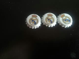 chapas equipo Real Madrid