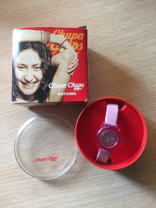 Reloj niña marca Chupa-chups