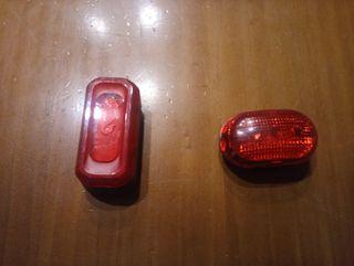 luces traseras bici intermitencia