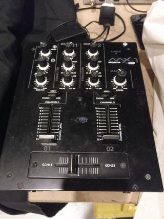 mixer dj akiyama mx1 usb